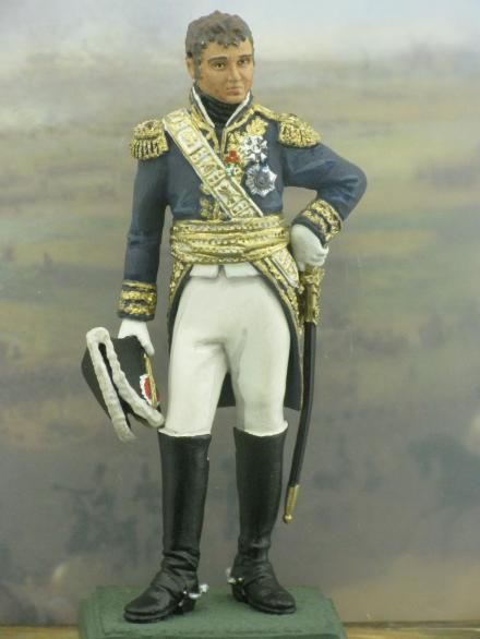 marshal lanne toy soldier tin miniatures for sale 1 32 scale diorama 1809 1807 marshal 1769 anno de duc french jean maresciallo marschall montebello napoleonic war figures tin soldiers painting model miniature