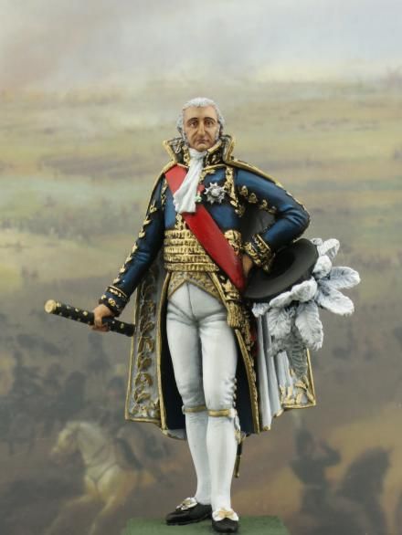 Marshal Augereau soldiers figures collectible tin soldiers 54 mm kits french painted toy soldiers military figures kits sale augereau marshal 1 1764 1807 1841 7 belluno claude commander de december duc during first france french he made march maresciallo militar napoleon napoleonic perrin revolutionar soldier victor wa war