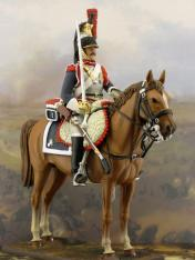 Cuirasier privat military toy soldiers buy figures miniatures sets 1810 1812 private reg reggimento soldat soldato toy soldiers figures tin models kit online shop year